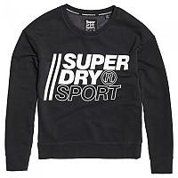 [해외]슈퍼드라이 Core Sport Crew Black