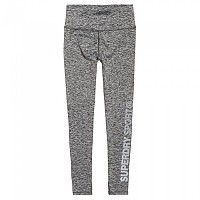 [해외]슈퍼드라이 Core Essential Leggings Grey Marl