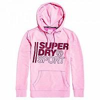 [해외]슈퍼드라이 Core Sport Overhead Sugar Pink Marl