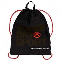 [해외]슈퍼드라이 Super Fitness Drawstring Dark Marl / Orange
