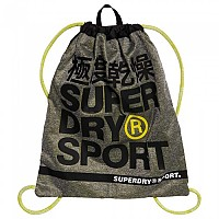 [해외]슈퍼드라이 Super Fitness Drawstring Grey Marl / Yellow