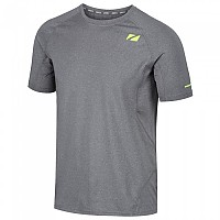 [해외]ZONE3 Power Burst XRC T Shirt Grey Speck / Lime Green