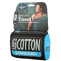 [해외]씨투서밋 Cotton Liner Traveller W/ Pillow Blue