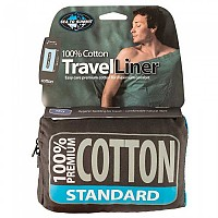 [해외]씨투서밋 Premium Cotton Travel Liner Standard Rectangular Green
