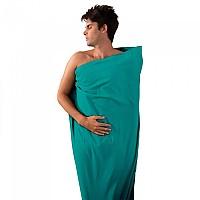 [해외]씨투서밋 Premium Cotton Travel Liner Standard Rectangular Turquoise