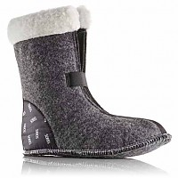 [해외]소렐 Caribou 9mm Tp Innerboot Snow Cuff Off / White