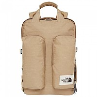 [해외]노스페이스 Mini Crevasse 14.5L Kelp Tan Dark Heather / Asphalt Grey Light Heather