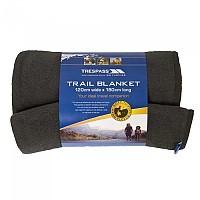 [해외]TRESPASS Snuggles 120 X 180cm Blanket Charcoal