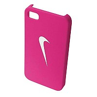 [해외]나이키 ACCESSORIES Graphic Hard Case for Iphone 4/4S Pink / White