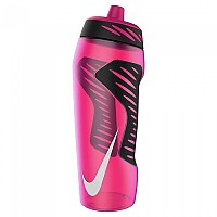 [해외]나이키 ACCESSORIES Hyperfuel Water Bottle 24 Oz Hyper Pink / Black / White