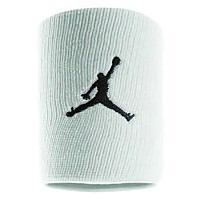 [해외]나이키 ACCESSORIES Jordan Jumpman Wristband White / Black