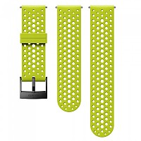 [해외]순토 Athletic 1 Silicone Strap Lime / Black