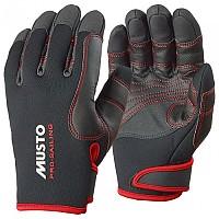 [해외]MUSTO Performance Winter Glove Black