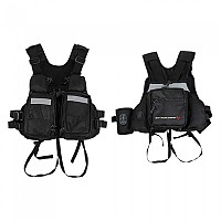 [해외]SAVAGE GEAR Hitch Hiker Fishing Vest Black