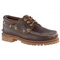 [해외]팀버랜드 3 Eye Classic Lug Shoes Pull Up Wide Brown