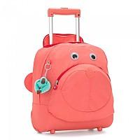 [해외]키플링 Big Wheely 16.5L Peachy Pink C