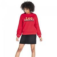 [해외]LEE Logo Warp Red