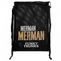 [해외]펑키 트럭스 Mesh Gear Bag Golden Merman