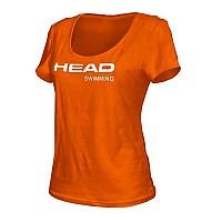 [해외]헤드 MARES T Shirt Orange