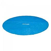 [해외]인텍스 Solar Cover 488 cm Blue