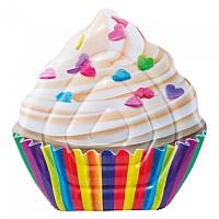 [해외]인텍스 Inflatable Cupcake Lilo Multicolor