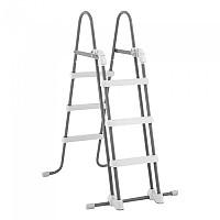 [해외]인텍스 Steps For Above Ground White / Grey
