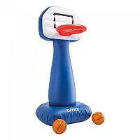 [해외]인텍스 Inflatable Basket Hoop Blue