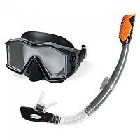 [해외]인텍스 Explorer Snorkel Set Grey / Black