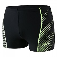 [해외]스피도 Sport Panel Aquashort Black / Bright Zest