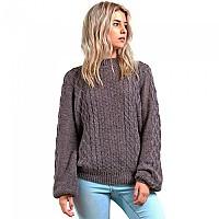 [해외]볼컴 Hellooo Sweater Heather Grey
