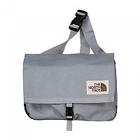 [해외]노스페이스 Berkeley Satchel Mid Grey Light Heather / TNF Black Heather
