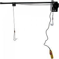 [해외]VAR Electric Belt Hoist 맥스 100Kg Black