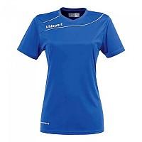 [해외]울스포츠 Stream 3.0 Shirt Women Ss Azurblue / White