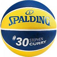 [해외]스팔딩 NBA Player Stephen Curry 3137246143 Yellow / Blue