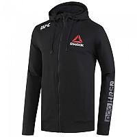 [해외]리복 COMBAT UFC Fight Night Blank Walkout Black / Chalk