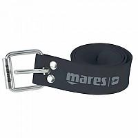 [해외]MARES Belt Elastic With Marseillaise Stainless Steel Black
