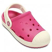 [해외]크록스 Bumper Toe Clog Candy Pink / Oyster