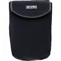 [해외]BARE Expandable Neoprene Pocket With Flap Black