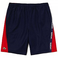 [해외]라코스테 Sport Signature Bands Bicolor Blue Navy / Red