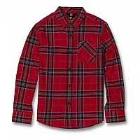 [해외]볼컴 Caden Plaid Engine Red