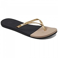 [해외]리프 Bliss Toe Dip Black / Gold