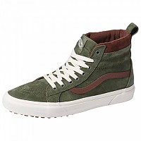 [해외]반스 SK8-Hi MTE Deep Lichen Green / Root Beer