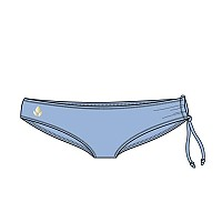 [해외]리프 Nalania One Side Tie Pant Cerulean