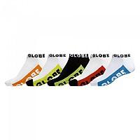 [해외]글로브 Boy S Multi Brights Ankle Sock Multicolor
