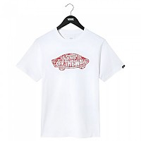 [해외]반스 By OTW Logo Fill White / OTW Racing Red