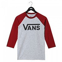 [해외]반스 By Vans Classic Biking Red / Athletic Heather