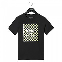 [해외]반스 By Print Box Kids Black / Checkerboard
