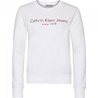 [해외]캘빈클라인 JEANS Halia Institutional CN HWK Bright White