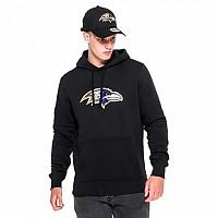 [해외]뉴에라 NFL Team Logo Baltimore Ravens Black