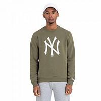 [해외]뉴에라 MLB Team Logo Crew Neck New York Yankees Green Med